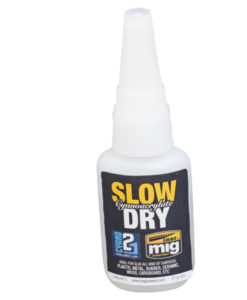 SLW-DRY Colle21 Super Glue Cyanoacrylate