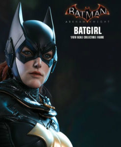 Arkam Knight Batgirl Sixth Scale Figure VGM