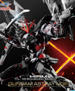 Hi-Resolution Gundam Astray Noir
