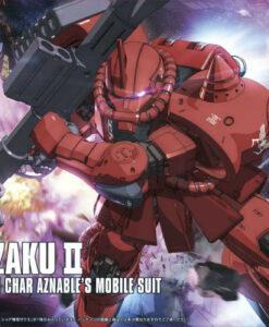 Origin MS-06S Char's Zaku II