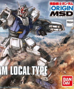 RX-78-01[N] Gundam Local Type MSD