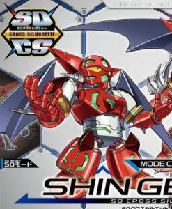 SDCS-04 SD Cross Silhouette Shin Getter