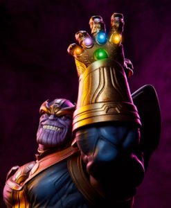 Avengers Assemble Thanos Modern Version Statue