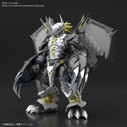 Digimon BlackWarGreymon Amplified Figure-rise Standard