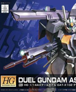 High Grade Gundam SEED R02 Duel Gundam AssaultShroud