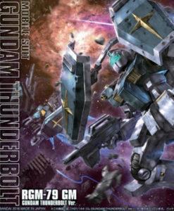 High Grade Gundam Thunderbolt RGM-79 GM