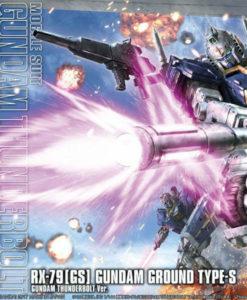 High Grade Gundam Thunderbolt RX-79 GS Gundam Ground Type S