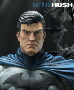 Hush Batman Batcave Version Deluxe Version Statue MM