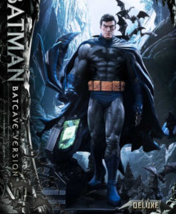 Hush Batman Batcave Version Deluxe Version Statue MM