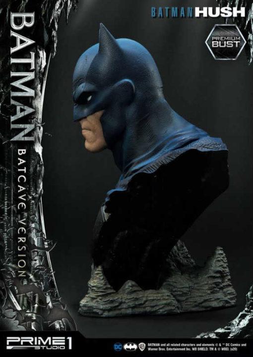 Hush Batman Batcave Version Premium Bust PB