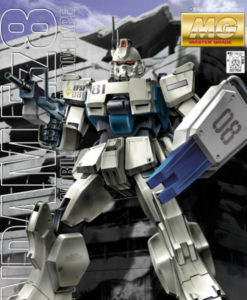 Master Grade Gundam Ez8