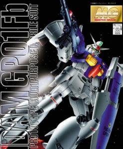 Master Grade Gundam GP01Fb