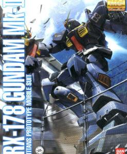 Master Grade RX-178 Gundam Mk-II Ver.2.0
