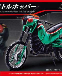Mecha Collection Kamen Rider Series Battle Hopper