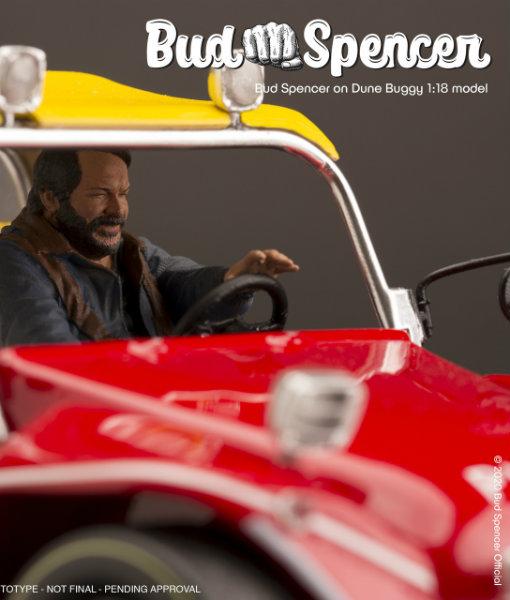 Bud Spencer Dune Buggy