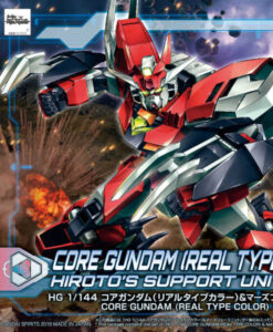 Build Divers Re RISE Core Gundam Marsfour Unit