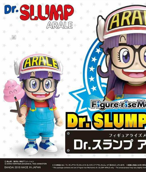 Dr. Slump Arale Figure-rise Mechanics