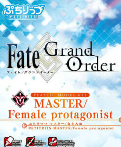 Fate Grand Order Petitrits Master Female protagonist