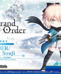 Fate Grand Order Petitrits Saber Okita Souji