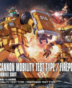 Guncannon Mobility Firepower Test