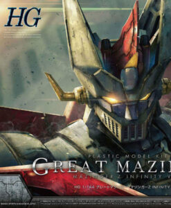 HG Mazinger Z INFINITY Great Mazinger Infinity Ver