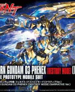 HG Phenex Destroy Mode Narrative
