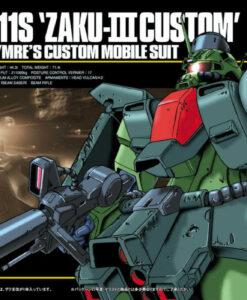 HG Universal Century AMX-011S Zaku III Custom