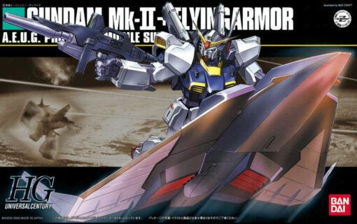 HG Universal Century Gundam Mk-II Flying Armor