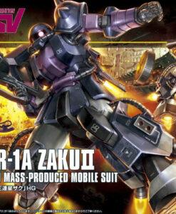 HG Universal Century MS-06R-1A Zaku II