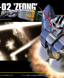 HG Universal Century MSN-02 Zeong