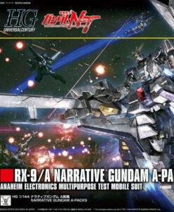 HG Universal Century Narrative Gundam A-Packs