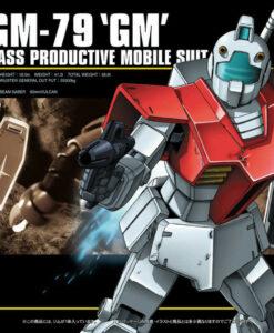 HG Universal Century RGM-79 GM