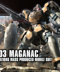 High Grade After Colony WMS-03 Maganac