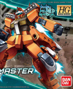 High Grade Build Divers GM III Beam Master