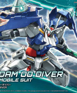 High Grade Build Divers Gundam 00 Diver
