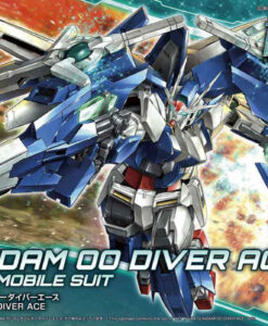 High Grade Build Divers Gundam 00 Diver Ace