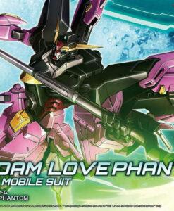 High Grade Build Divers Gundam Love Phantom