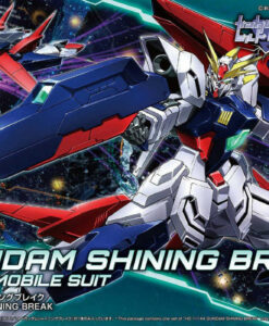 High Grade Build Divers Gundam Shining Break