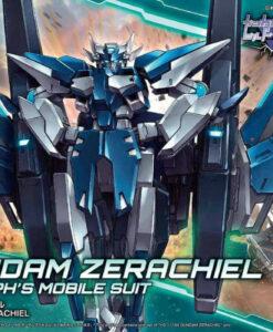 High Grade Build Divers Gundam Zerachiel