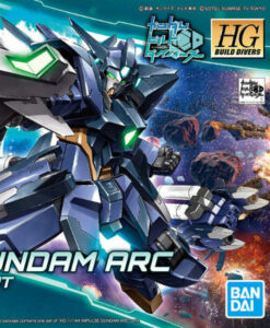 High Grade Build Divers Impulse Gundam Arc