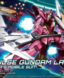 High Grade Build Divers Impulse Gundam Lancier