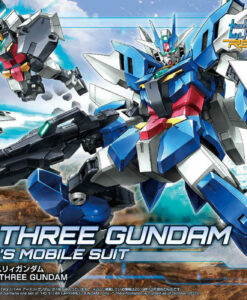 High Grade Build Divers Re RISE Earthree Gundam