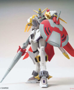 High Grade Build Divers Re RISE Gundam Justice Knight