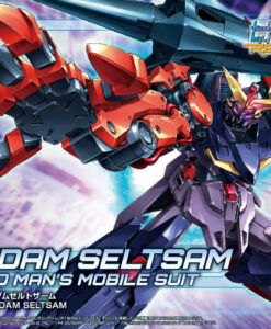 High Grade Build Divers Re RISE Gundam Seltsam
