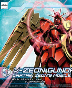 High Grade Build Divers Re RISE Nu-Zeon Gundam