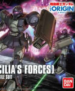 Origin MS-05 Zaku I Kycilia Forces