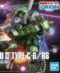 Origin MS-06C-6-R6 Zaku II Type C-6-R6