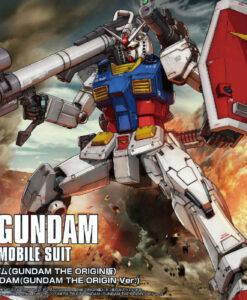 Origin RX-78-02 Gundam