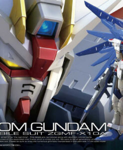 Real Grade Freedom Gundam
