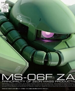 Real Grade MS-06F Zaku II
